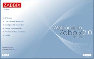 Installing Zabbix 2.x on CentOS
