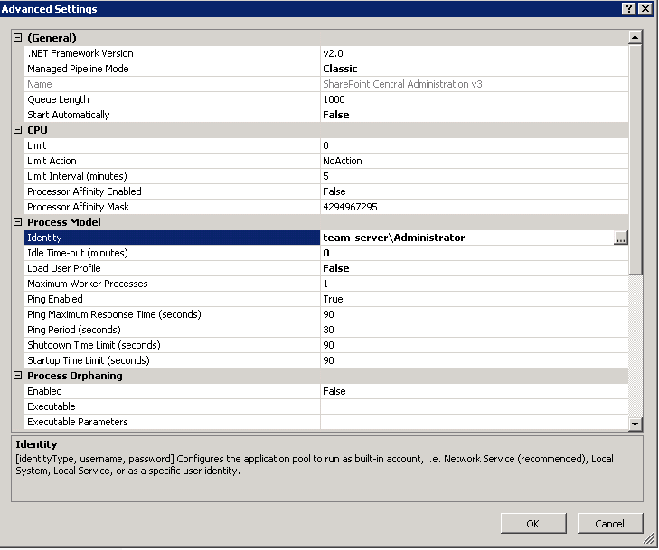 how to change author in task scheduler windows 2008