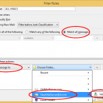 How to Copy and Move Email in IMAP Account?